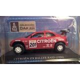 Colección Dakar La Nación N°10 Citroen Zx Nuevo En Blister