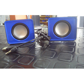 Cornetas 2.0 Mini Speaker Yx-18 Usb Pc Y Lapto.somos Tienda