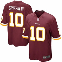 Jersey Nike Niño Nfl Game Washington Redskins R Griffin Iii