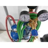 Equipo Soldadura Refrigeración-gas/oxigeno Mas Completo Of