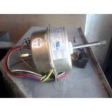 Motor Disipador Doble Flecha,110 Volts,para Clima De Ventana