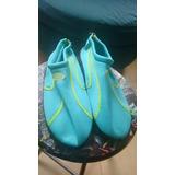 Zapatos Cholas Chancletas Playero Buceo Surf Crocs Talla 40