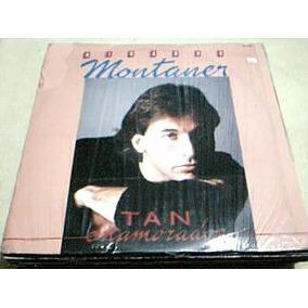 Disco Lp Ricardo Montaner - Tan Enamorados -