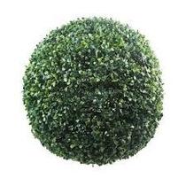 Buchinho 25 Cm Grama Bola Buxinho Topiaria Jardim Artificial