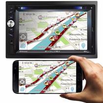 Dvd Multilaser Evolve+ 6,2 Tv Digital Gps Bluetooth Radiousb