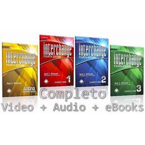 Curso De Inglês Interchange Fourth Edition C/ Teacher