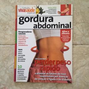 Revista Coleção Vida Saúde Especial Gordura Abdominal Deita