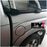Calco Linea S10 Chevrolet Limited - Calcomania Por Lateral