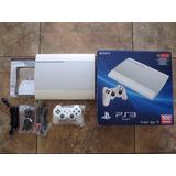 Sony Play Station 3 Slim 500gb + Control +gta V O Fifa 18