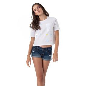 Blusas Blanca Dama Espaciada Columpio