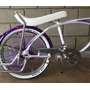 Cobre Corrente Bicicleta Aro 20 Custom Vintage Lowrider Low