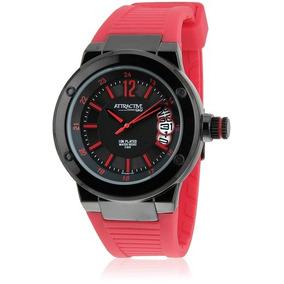 Reloj Attractive Da40j522y Rojo Original Hombre Envío Gratis