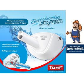 Pressurizador Eletrobomba Jato Forte -fame220v-