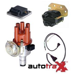 Kit Distribuidor+modulo+chicote+bobina Fusca 1300 1500 1600