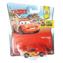Carro Relampago Mcqueen - Filme Carros Disney - Mattel