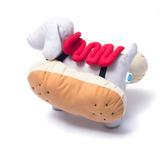 Dizfras Para Perros Hot Dog Talla Chica +kota