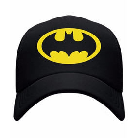 Gorra Trucker O Camionero De Batman ¡envío Gratis Dhl!
