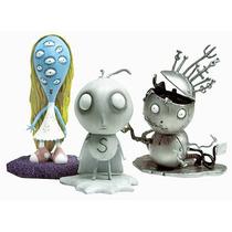 Personajes De Tim Burton 2 Set Con 6 Figuras De Colección