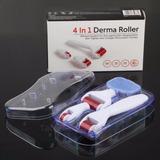 Original Titanium Derma Roller 4 En 1 Envio Gratis