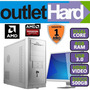 Computadora Nueva El Precio Mas Bajo 4 Gb 320gb Outlethard