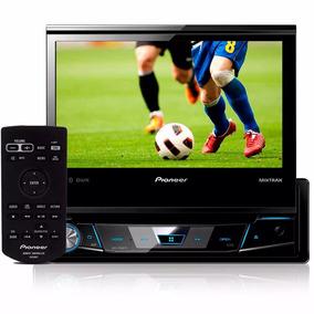 Dvd Pioneer Retratil Avh-x7880tv Digital X7880 + Camera Ré