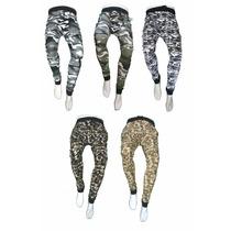 Jogger Baggy Pants Camuflajeado
