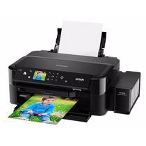Impresora Epson L810 Sistema Continuo Dvd Wifi Sd Hd Lcd