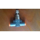 Regulador De Pressão Para Ar Comprimido Tubo 8mm