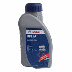 Fluido Freio Dot 5 5.1 500ml Marca Bosch Alta Performance