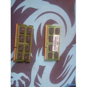 Memoria Ram Para Notebook Pc3 Ddr3 2gb 10600s 1333mhz Nova