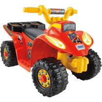 Cuatrimoto Montable Fisher-price Power Wheels