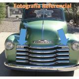 Mica Vidrio Parrila Año 47-53 Chevrolet Camioneta C10 Apache