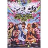 Casi Angeles - En Vivo En El Teatro Gran Rex 2009 (dvd)