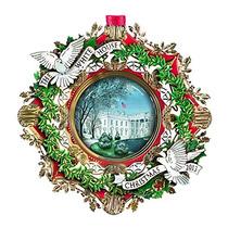 2013 Casa Blanca Adorno De Navidad, El Árbol De Olmo Americ