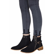 Botas Negras Wild Child Synergy 1571-3