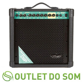 Amplificador De Guitarra Stagg Ga40dsp/40w/proc Efx Dsp/220v