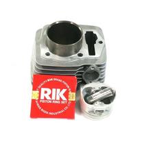 Kit Aumento Potencia Nx/cbx/xr 200 C/pistão 3mm Competição