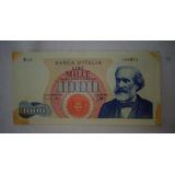 Cédula Dinheiro Italiano Mille Lira Antigo N°01