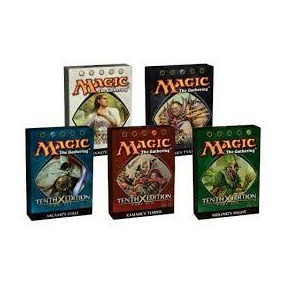 Deck Iniciante - Magic The Gathering C/ 60 Cartas! Promoção!