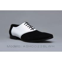 Elegantes Zapatos De Piel Marca Altoretti