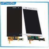 Pantalla Lcd + Mica Tactil Huawei P6 100% Nuevo Y Garantia