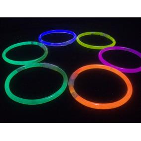 100 Pulseras Luminosa Cyalume Glow