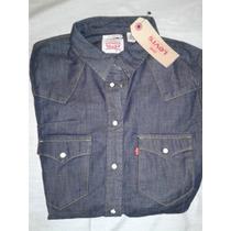 Camisa Jean Levis Tailored Fit Original