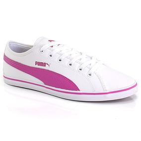 Tênis Puma Elsu Canvas Adidas - Tênis no Mercado Livre Brasil ef411429c8d12