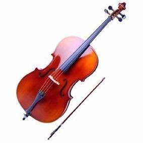 Violonchelo Platino Sc6011 Cello Principiantes
