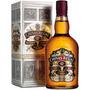 Whisky Chivas Regal 12 Años X 1 Litro