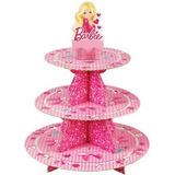 Porta Ponque Motivo Barbie