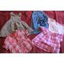 Lote Ropa Beba Vestido Zara Baby Importado 3/6/9 M Impecable