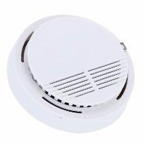 Detector De Fumaça Alarme Visual E Sonoro