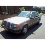 Mercedes Benz Clase E 1992 E300 At 3000 Cc Aa